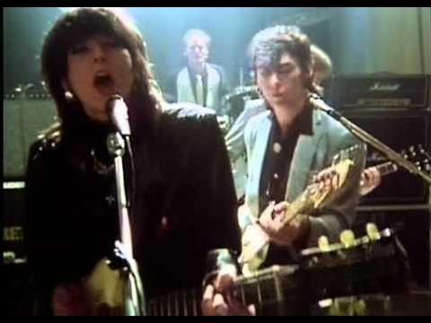 The Pretenders — Stop Your Sobbing