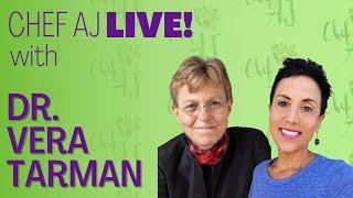 Food Addiction Treatment With Vera Tarman, M.D. On Healthy Living With Chef AJ