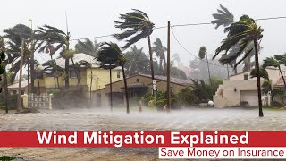 Wind Mitigation Inspection in Florida Explained - What is the wind mitigation inspection?