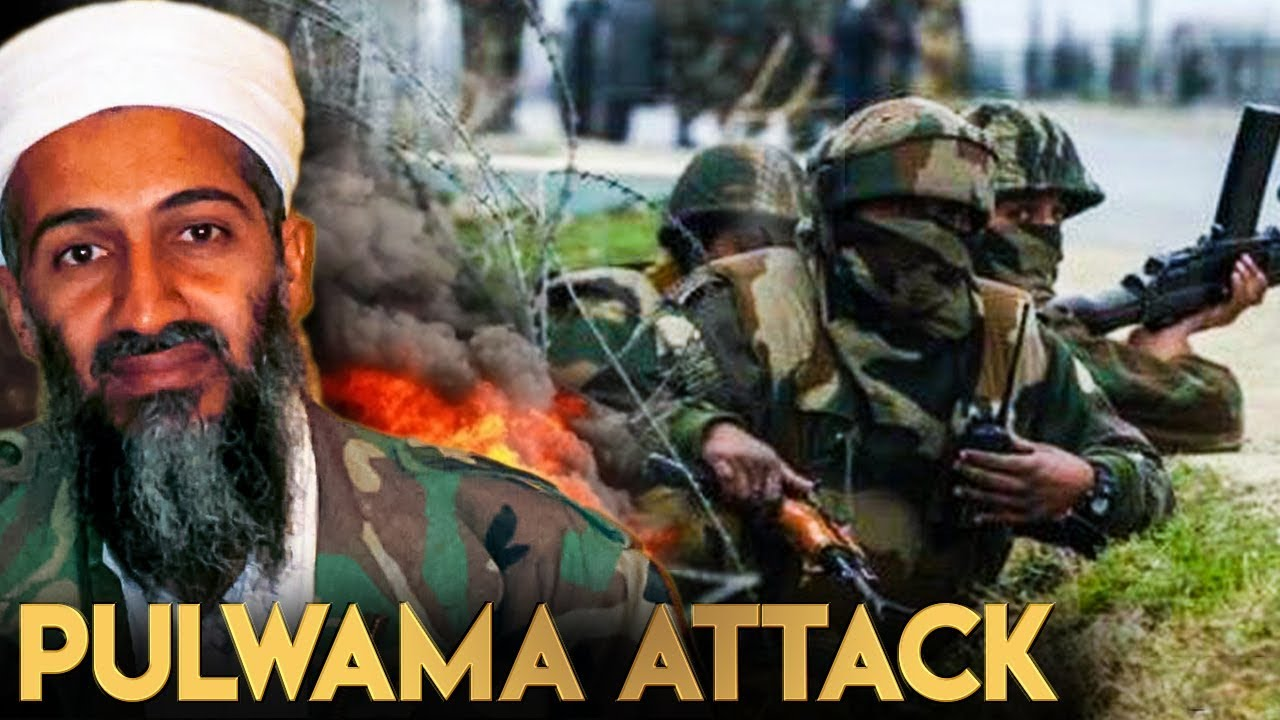 Like Bin Laden Kill The One Behind Pulwama Attack : Krishnan Fiery Speech | Ex - Airforce