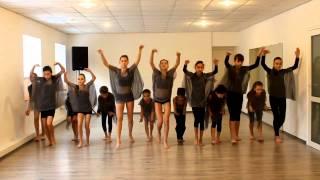 Танец студии Джаз Модерн