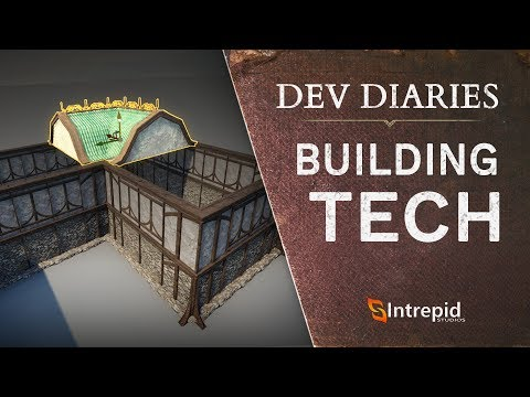 Ashes of Creation - Dev Diaries - Building Technology