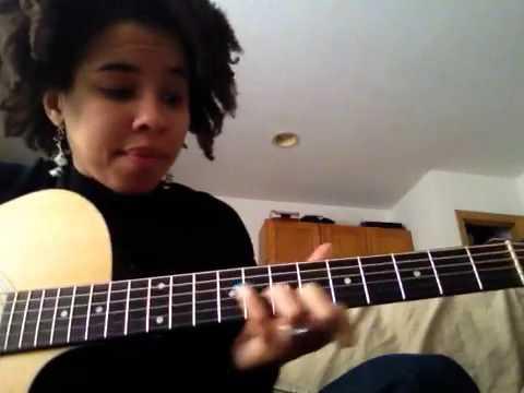 R&B/Soul Guitar Chords (maj7)