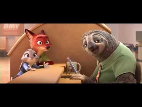 Zootopie - Nouvelle bande-annonce I Disney