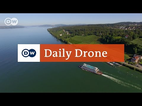 #DailyDrone: Lake Constance