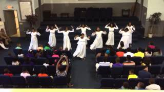 "Let Us Worship-""Tye Tribbett"", Contagious Dance Ministry"