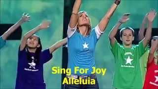 Sing For Joy (with lyric)