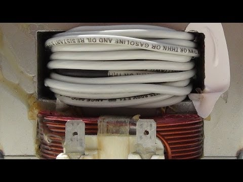 How To ReWire MOT Transformer the Easy Way.