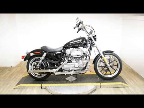 2016 Harley-Davidson XL883L in Wauconda, Illinois - Video 1