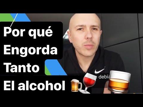 Las Razones Por Las Que El Consumo De Alcohol Nos Hace Subir De Peso