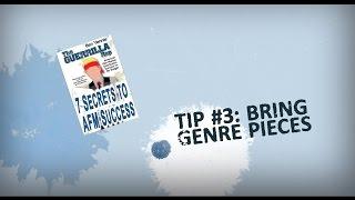 Tip #3: Bring Genre Pieces - 7 SECRETS TO AFM SUCCESS