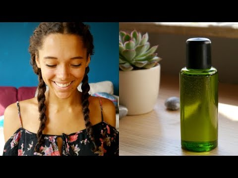 Das Volksmittel für die Befeuchtung des Haares