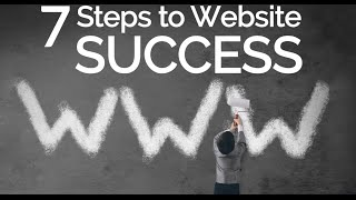 7 Steps to Web Design Success in Ottawa, Toronto, Montreal, Calgary & Canada