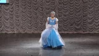 Тогучи 2016 ДЕФИЛЕ НЕАЗИЯ № 1 Мультфильм Золушка 1950 (Золушка) - Veronika Snow