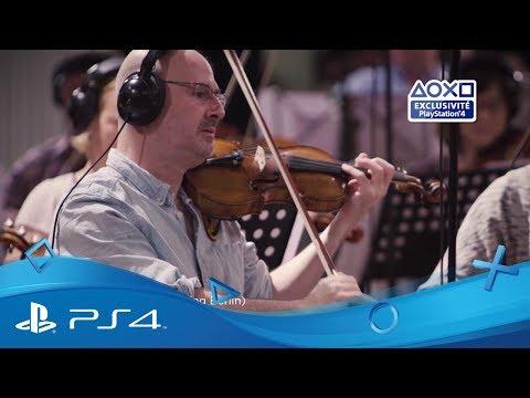 Reportage sur la création de la musique du jeu de Detroit : Become Human