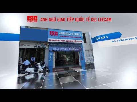 Anh Ngữ Giao Tiếp Quốc Tế ISC ISC LEECAM