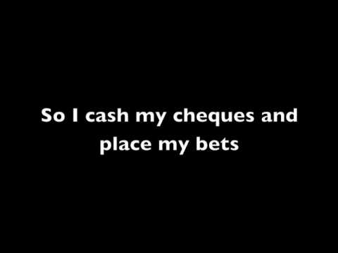 PiNK - Cause I Can (with lyrics)