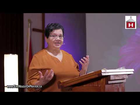 """Take Jesus as your best friend"" with Pastor Jean Tracey (The House Of Prayer THOP)"