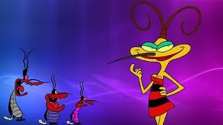 Oggy and the Cockroaches Special love compilation # 61