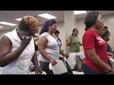HOLY GHOST ENCOUNTER in NEW JERSEY. VIDEO 1 #TheGreatRevival