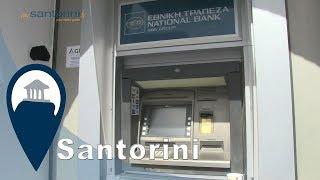 Santorini | Money and Banks