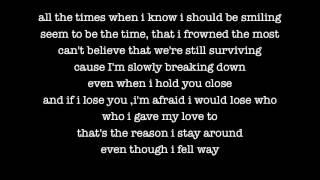 Heart Attack   Trey Songz Lyrics clean