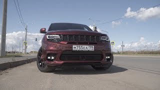 Jeep SRT8 2018.Anton Avtoman.