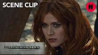 Shadowhunters | Season 2, Episode 16: Jace and Izzy Find Clary | Freeform