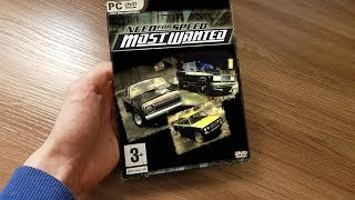 Купил диск с новой Need For Speed Most Wanted за 149 рублей!