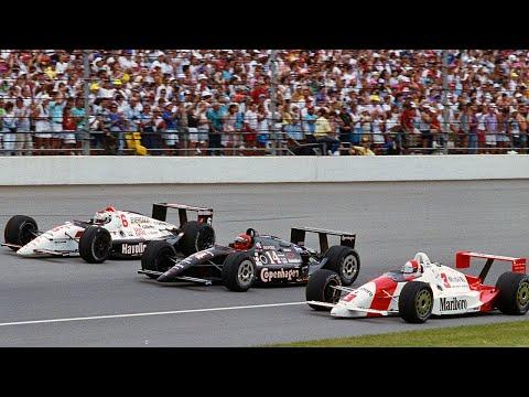 1991 Indy 500 Full Race