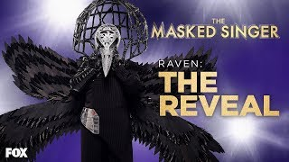 The Raven Is Revealed | Season 1 Ep. 6 | THE MASKED SINGER