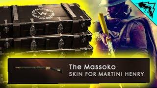 GOLDEN MARTINI DREAMIN' - (Battlefield 1 Massoko Gameplay LIVE)