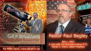 🌎Feb 01, 2017 Paul Begley Planet 7X with Gill Broussard  Interview