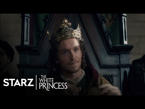 The White Princess Promo 'Henry Tudor'