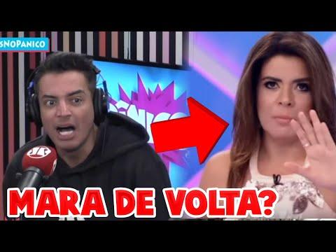 Leo Dias quebra o silêncio sobre o fim do fofocalizando e não descarta a volta de Mara Maravilha