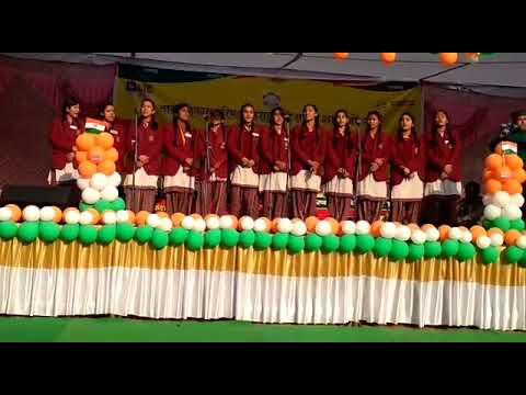 bharat vikas parishad duvara vande matram ka aayojan
