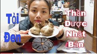🇯🇵Live stream Ăn Thử Tỏi Đen Thần Dược Nhật Bản - Cuộc sống ở Nhật #98