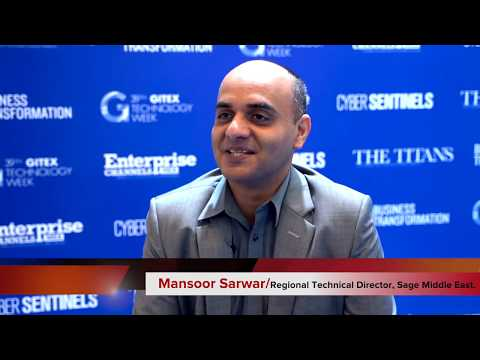 Why cloud adoption helps outperform competitors, explains Sage's Mansoor Sarwar
