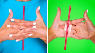 SIMPLE DIY MAGIC TRICKS ANYONE CAN DO || Funny Pranks And Magic Tricks by 123 GO!