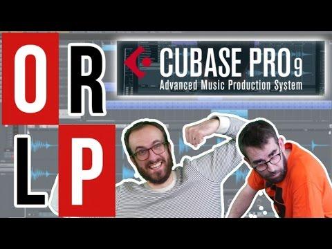 Cubase Pro 9 - TEST