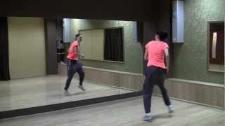 Смотреть онлайн Урок хип хоп танца для девушек