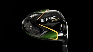 Callaway Epic Flash - Faster Than Humanly Possible