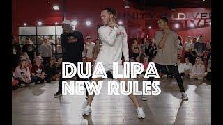 Dua Lipa   New Rules | Hamilton Evans Choreography
