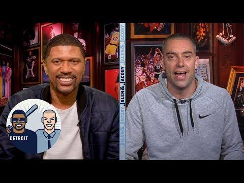 Jalen Rose: Rockets can survive James Harden's struggles in NBA playoffs | Jalen & Jacoby | ESPN