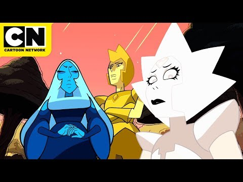 Steven Universe: Battle of Heart and Mind | We Are the Crystal Gems | Cartoon Network