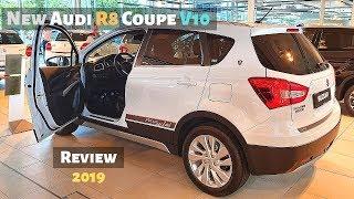 New Suzuki SX4 S Cross 2019 Review Interior Exterior