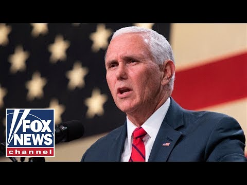 Live: Mike Pence visits ICE field office in Atlanta