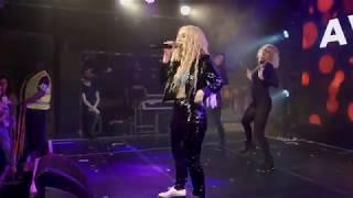 Ava Max UK Promo Highlights