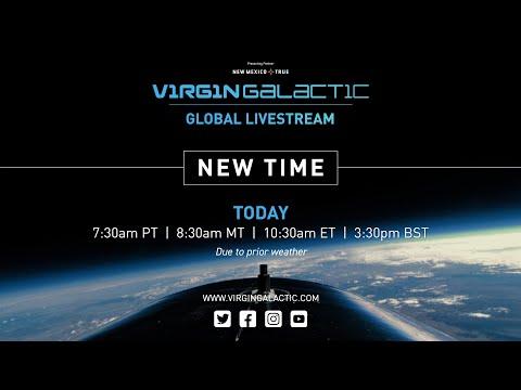 Despega con éxito el vuelo de Virgin Galactic hacia el espacio con Branson a bordo