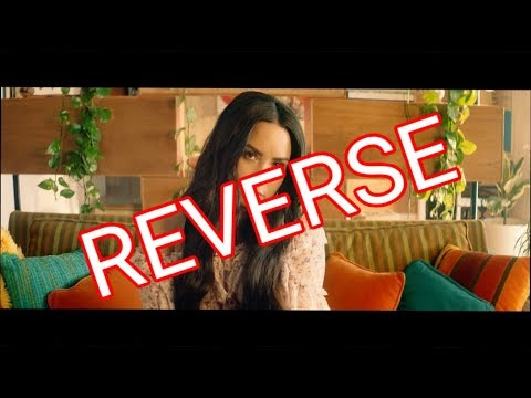 Clean Bandit - Solo feat. Demi Lovato [Official Video] REVERSE (видео)